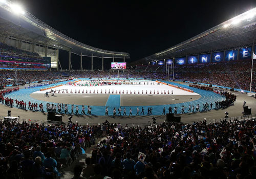 Incheon 2014 marked the third time South Korea has hosted the Asian Games ©OCA