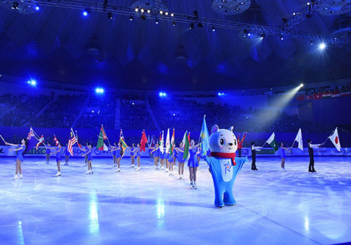 The Sapporo Dome hosted the Opening and Closing Ceremonies of the 2017 Asian Winter Games ©OCA