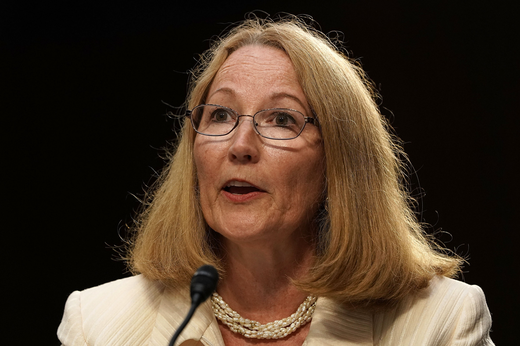 Incoming USOC chair Susanne Lyons claimed all other options, including settlements, were being considered ©Getty Images