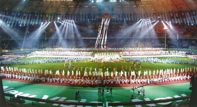 Busan was the second South Korean city to stage the Asian Games, following in footsteps of 1986 hosts Seoul ©OCA