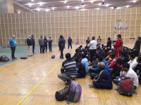 The IBSA introduced goalball to India ©IBSA
