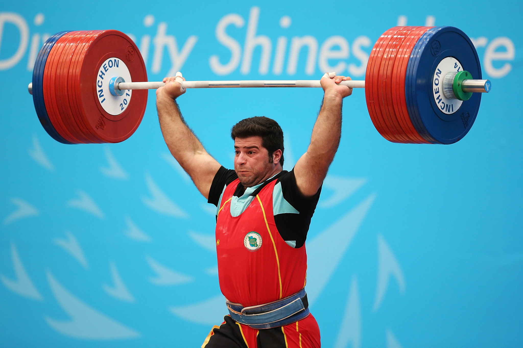 Navab Nassirshalal of Iran could win a retrospective Olympic gold medal ©Getty Images