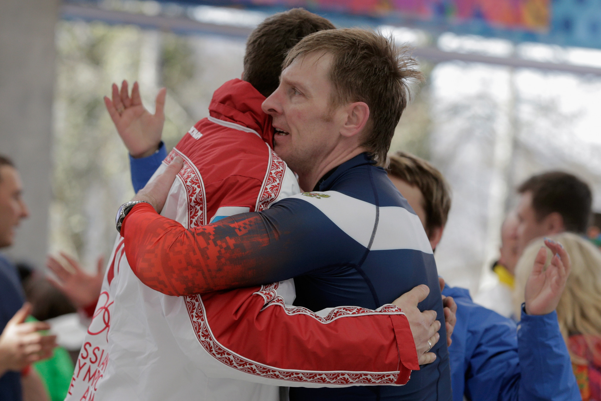 Alexander won two Olympic gold medals in the two-and four-man bobsleigh events at Sochi 2014, but has been asked to return them after it was found he was a involved in his country's state-sponsored doping programme ©Getty Images