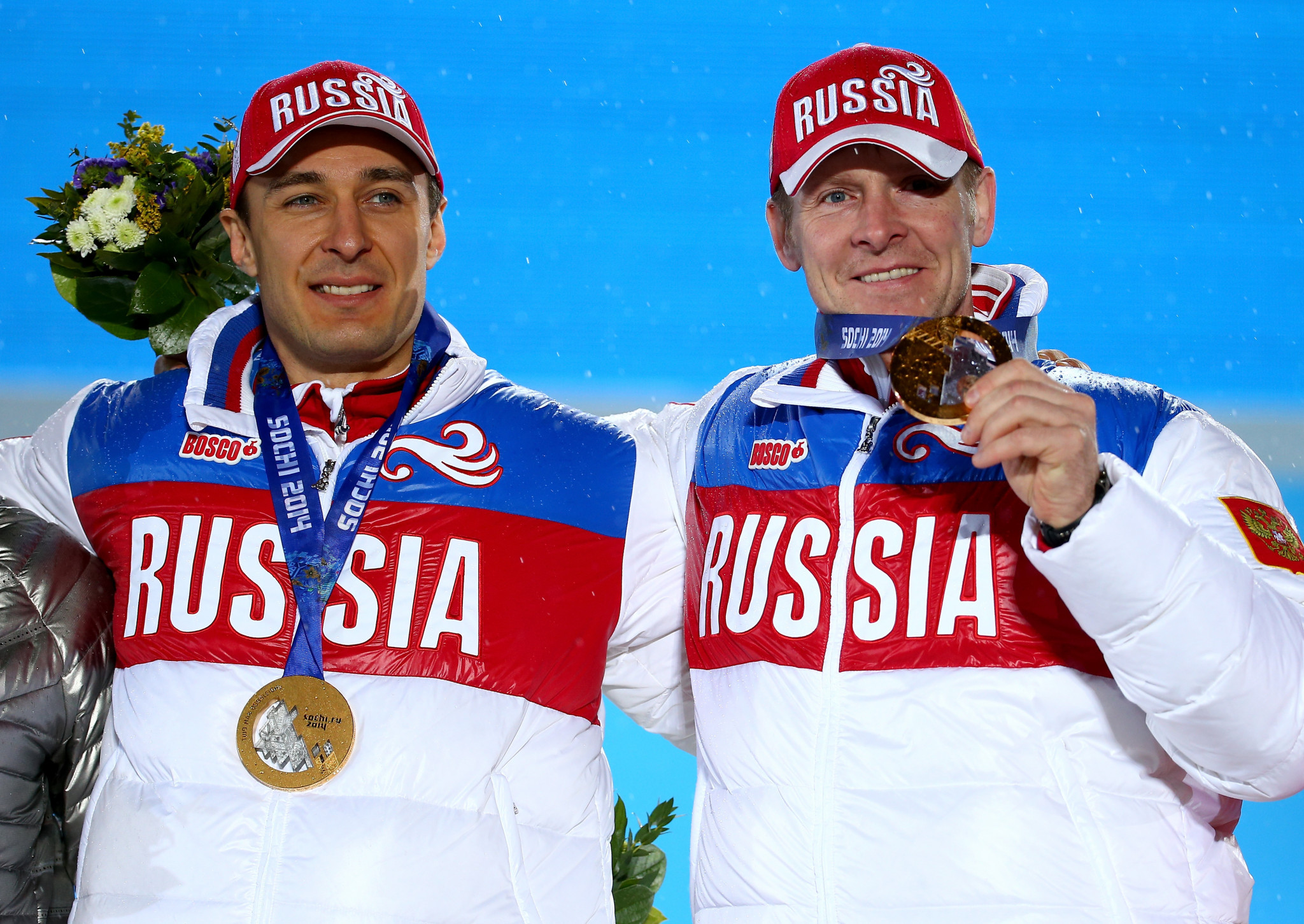 Russian bobsledder Zubkov claims will only return Olympic gold medals after IOC ask him personally