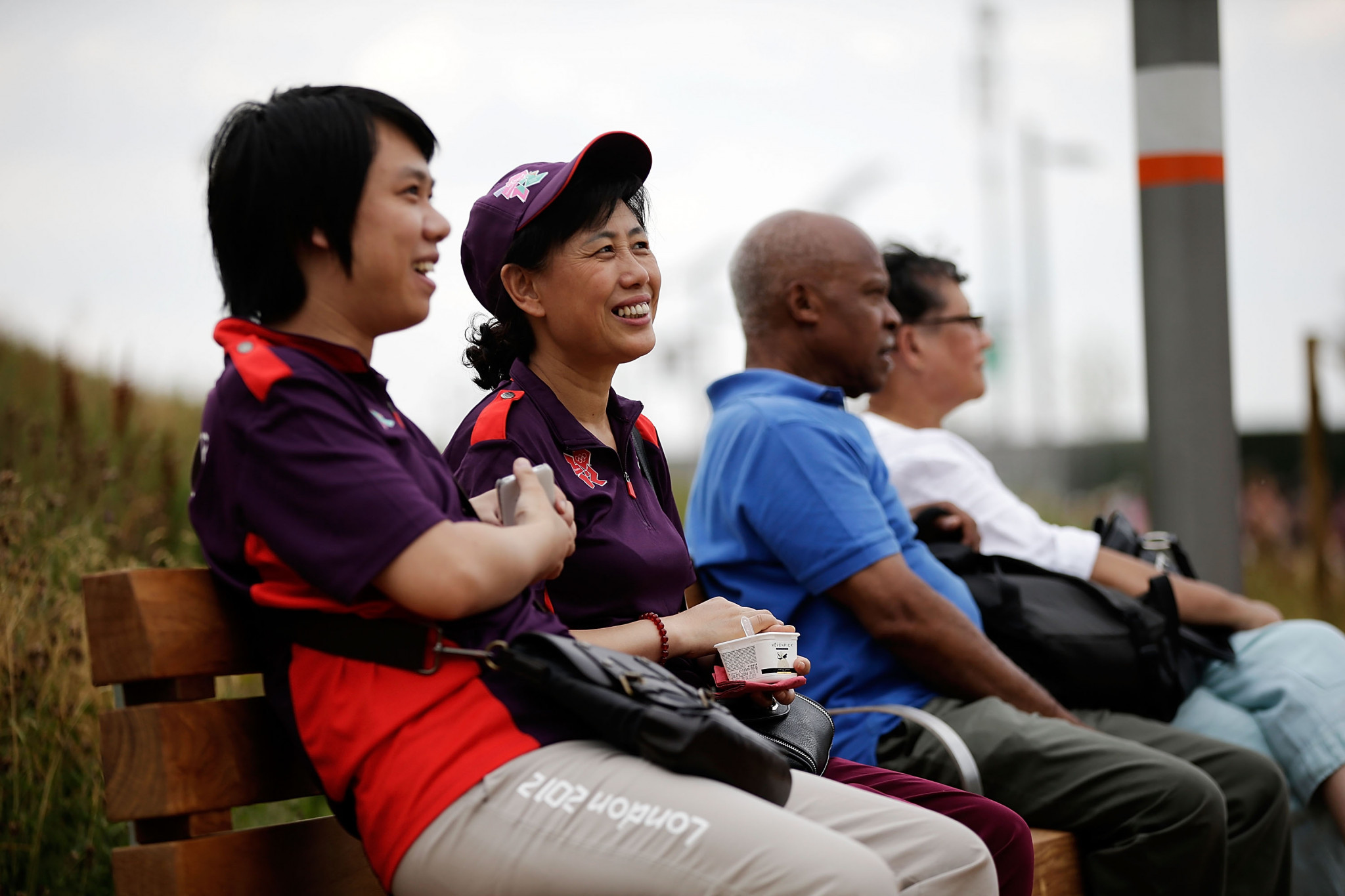 Tokyo 2020 have called the chance to become a volunteer a