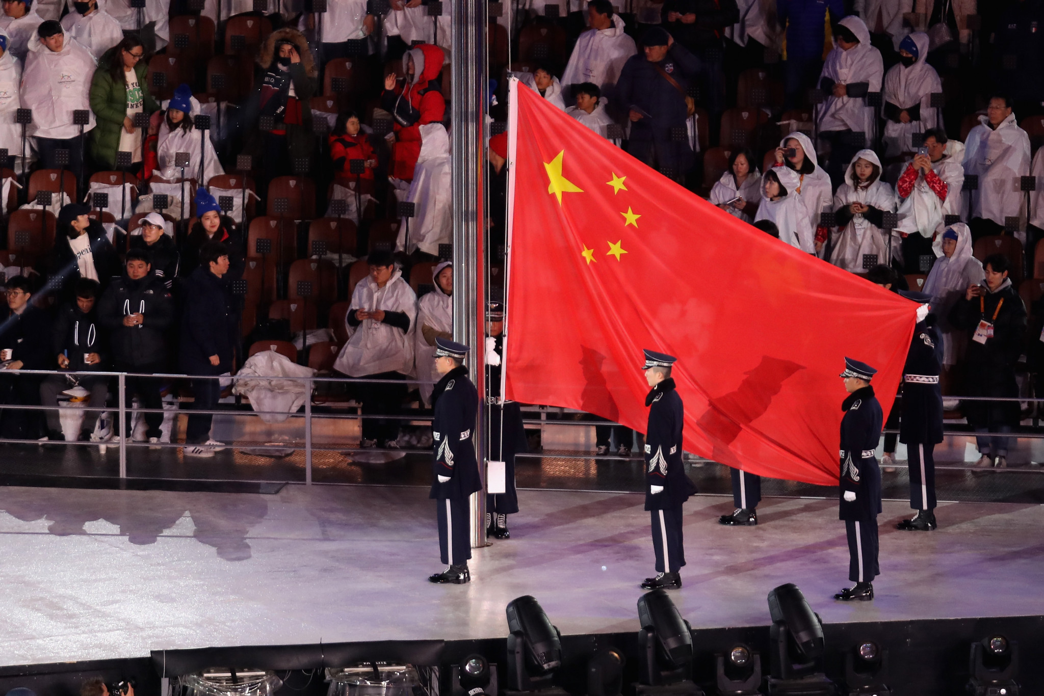 The Chinese Government is planning to make doping a criminal offence, according to reports ©Getty Images