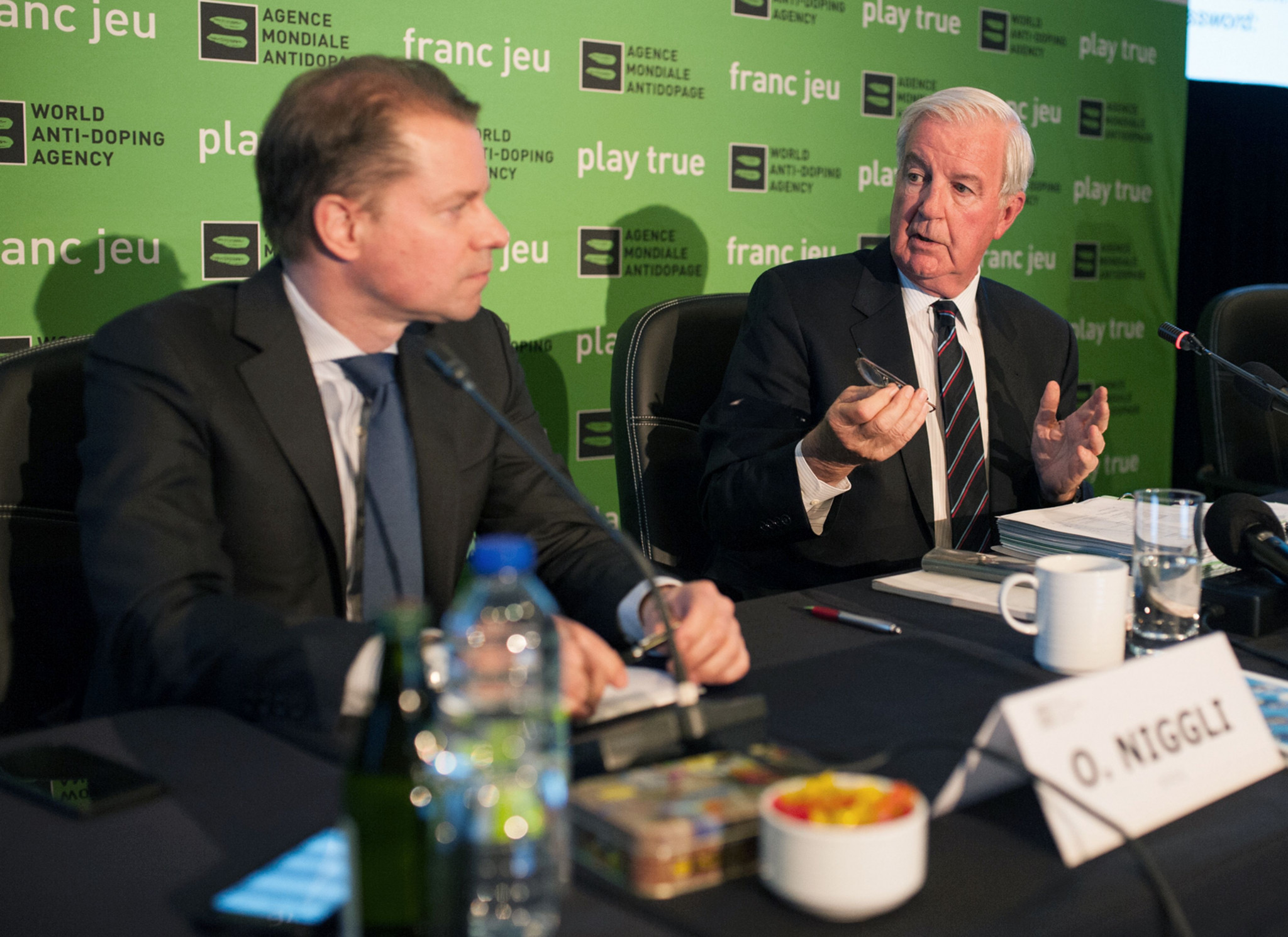 """WADA leaders admit organisation """"navigating challenging times"""" but claim several achievements made in 2018"""