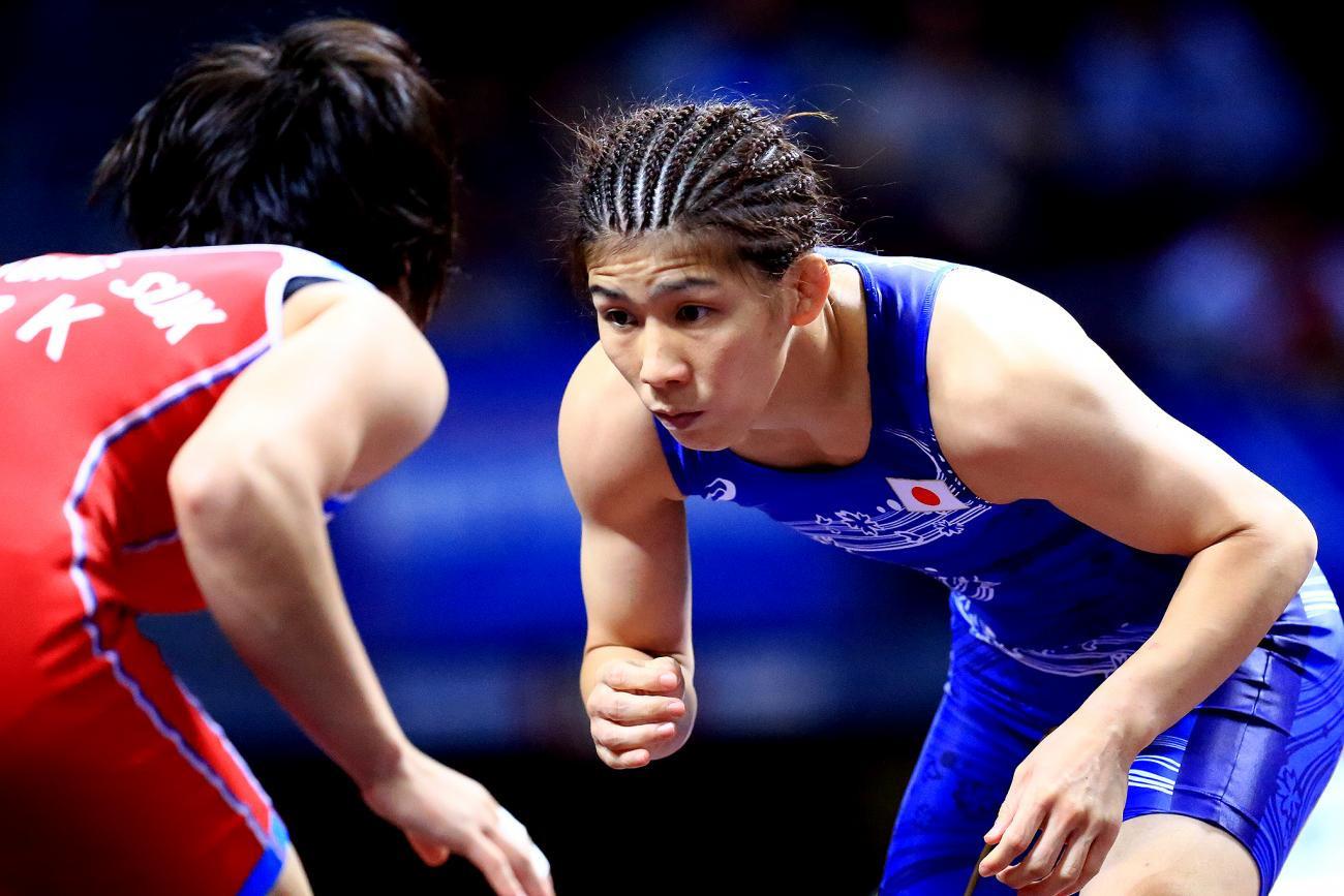Thirteen-time world wrestling champion Saori Yoshida has announced her retirement from the sport ©UWW