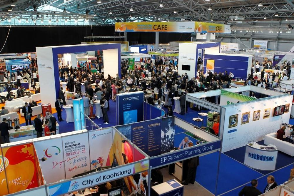 Next year's SportAccord Convention is expected to be on a smaller