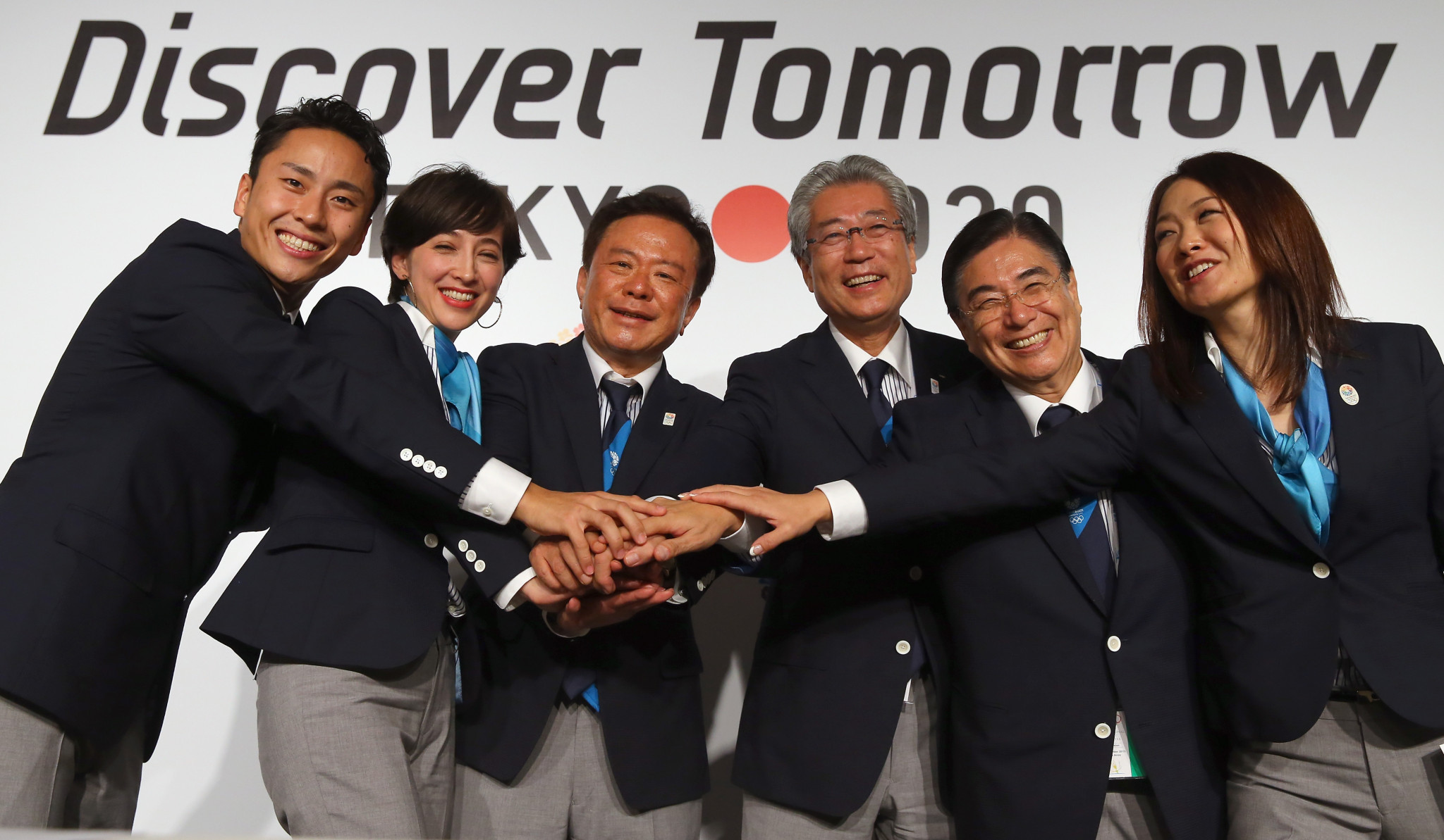 Tsunekazu Takeda led the successful Tokyo bid for the 2020 Olympic and Paralympic Games ©Getty Images