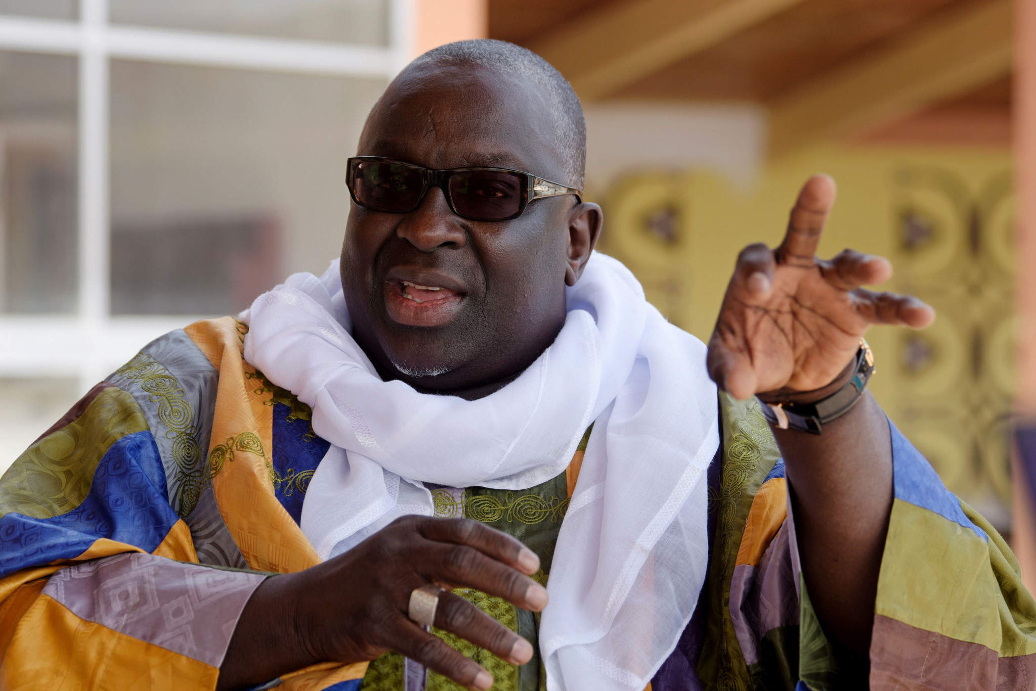 Papa Diack dismisses suggestions Takeda bribed him or father to help Tokyo 2020 win Olympic bid