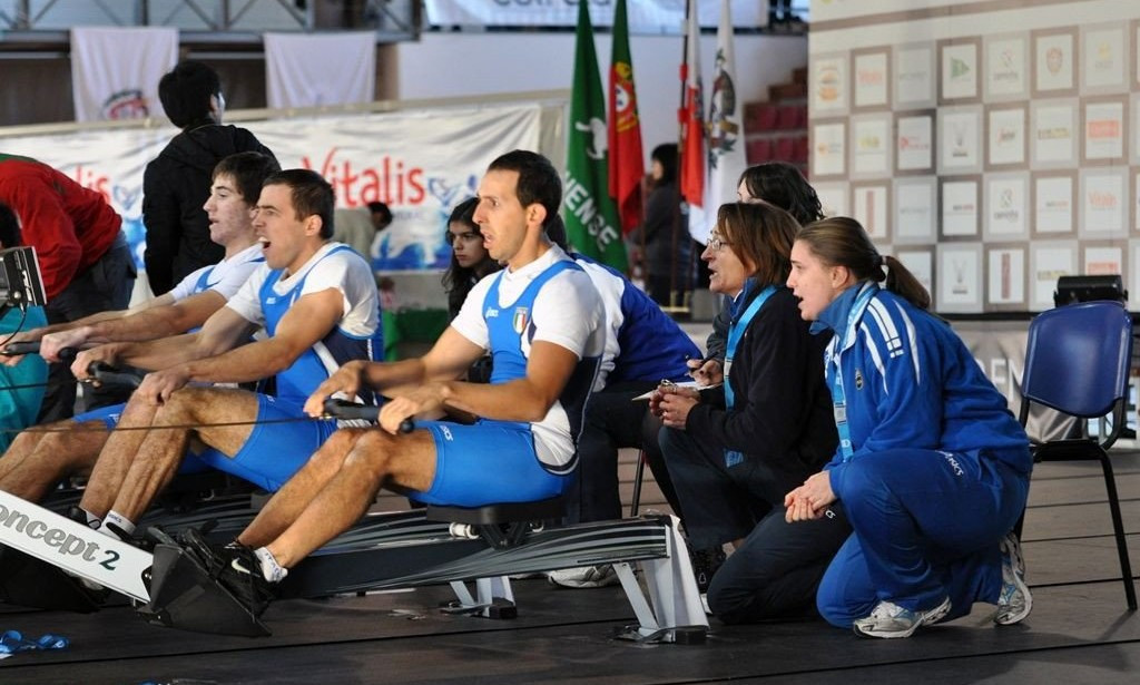 INAS Rowing Cyber Championships participants will enter by submitting a video of their performances ©INAS