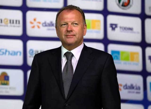 IJF President Marius Vizer is certain that Judo for Peace programmes are having a positive impact ©IJF