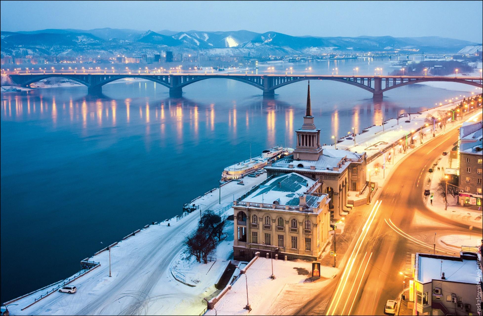 Krasnoyarsk announced as host of 2022 Wrestling World Championships