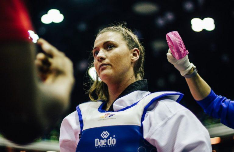 World Para Taekwondo champion Amy Truesdale says she does not feel any pressure ahead of the 2019 World Championships in Antalya ©GB Taekwondo