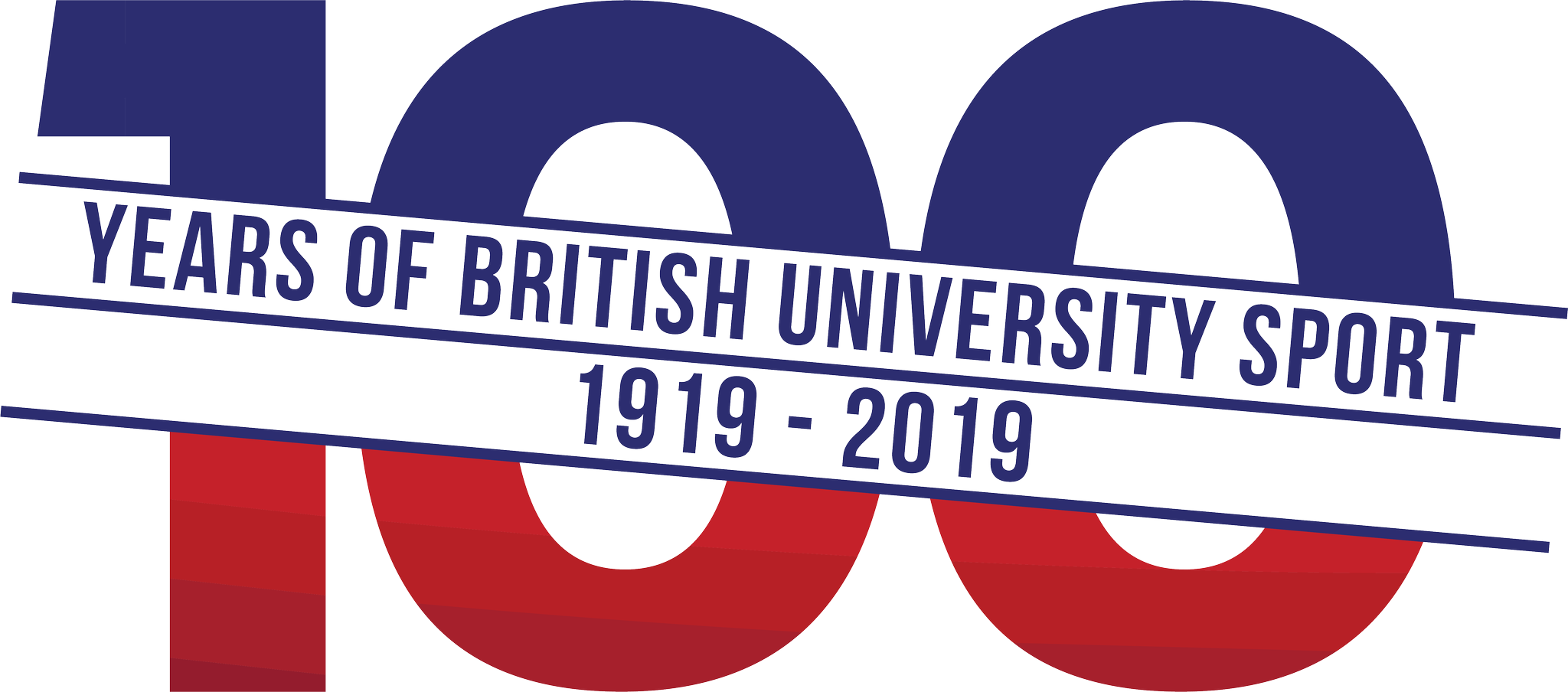 BUCS have launched celebrations marking 100 years of British university sport, including a cenetary logo ©BUCS