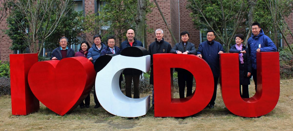 FISU President hails Chengdu's preparations for 2021 Summer Universiade following first evaluation visit