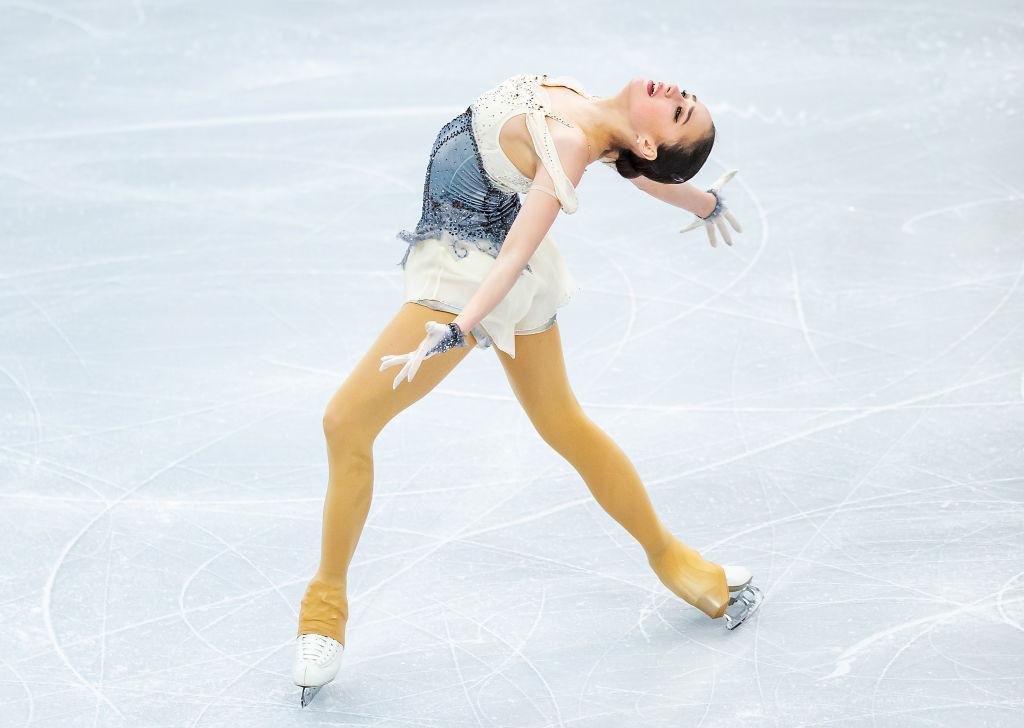 Olympic figure skating champion Zagitova skips pre-season to host TV show