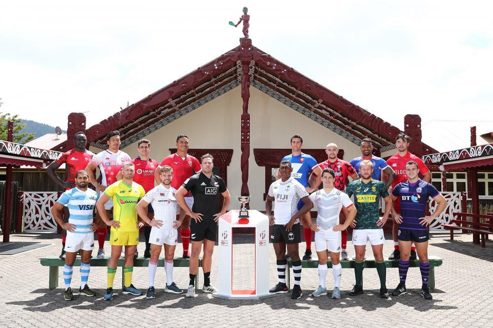 The United States, are preparing to try and get their first World Rugby Sevens Series title of the season in Hamilton ©World Rugby