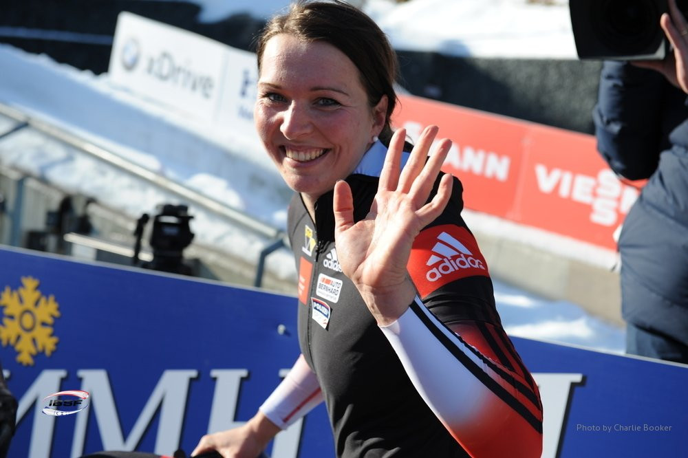 Former Austrian bobsleigh pilot elected chair of IBSF Athletes Committee