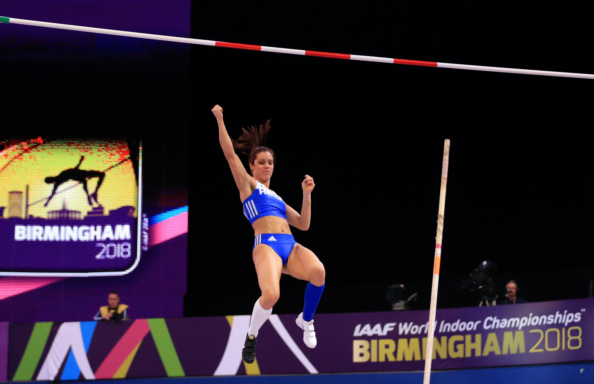 Stefanidi, Lyles and McLeod added to Zurich's Inspiration Games