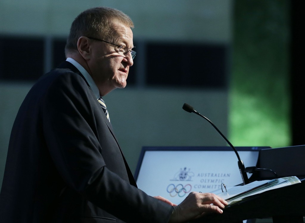 John Coates believes both candidates would need to reach a consensus for a joint awarding to occur ©Getty Images