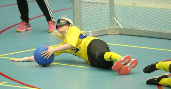 The ECGA are looking for women's goalball teams for a new European league ©International Paralympic Committee