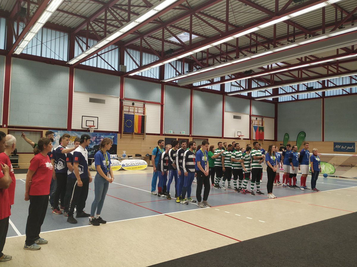 The new Super European Women's Goalball League will take place during the men's SEGL final stage in March in Lisbon ©EGCA