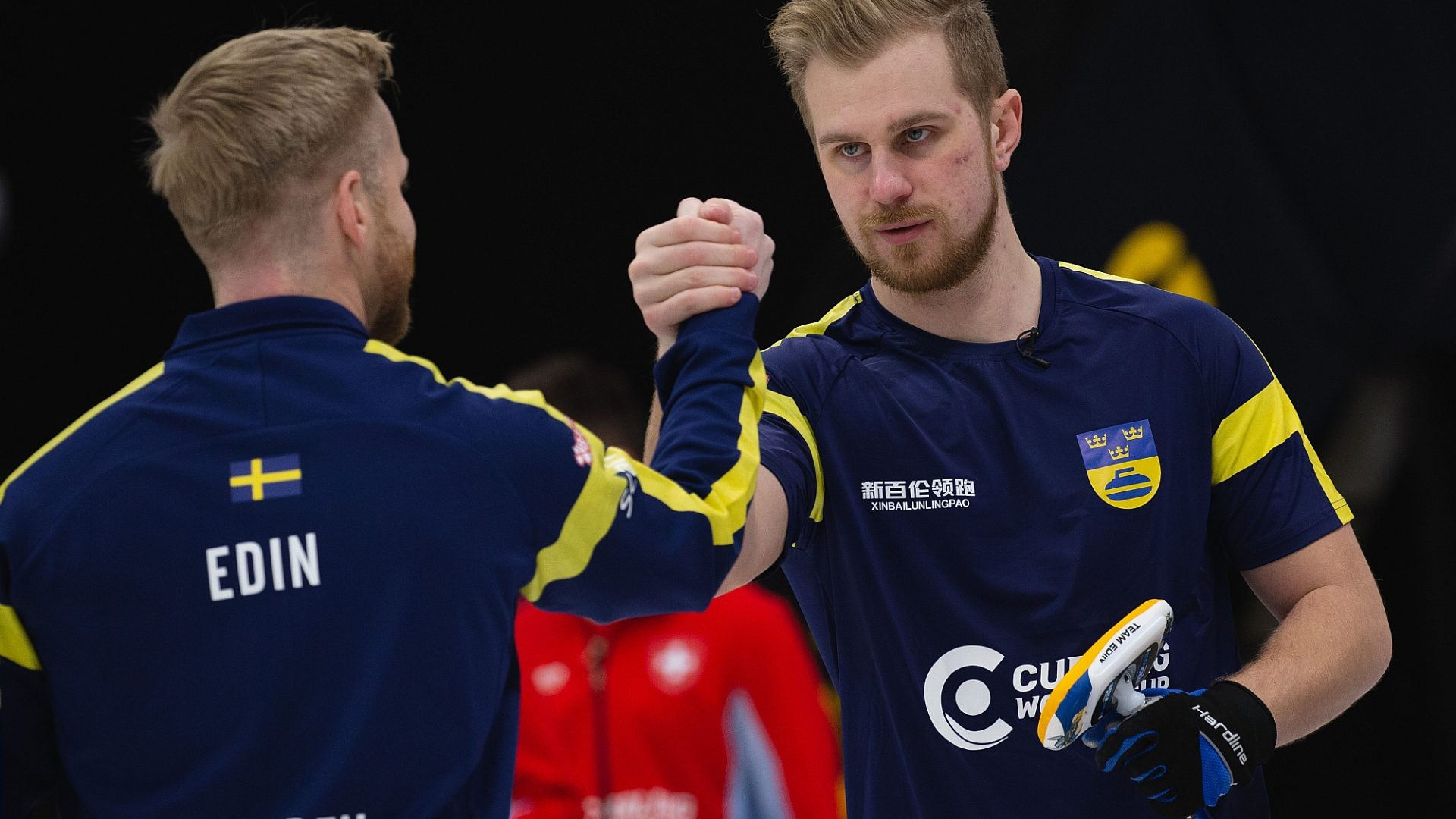 Sweden won both men's and women's titles at the last edition of the European Curling Championships in 2019 ©WCF
