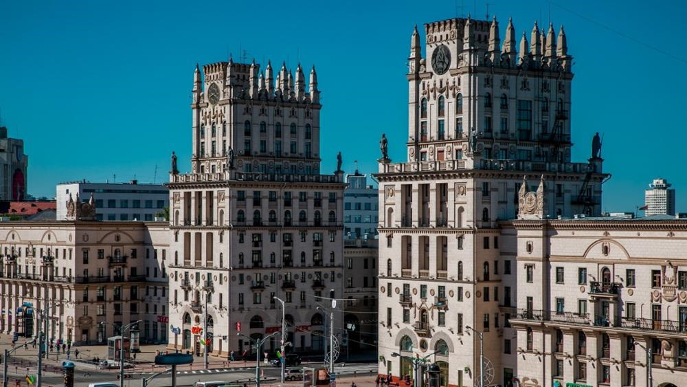 Minsk is widely considered as being a progressive, modern and clean city ©Minsk 2019