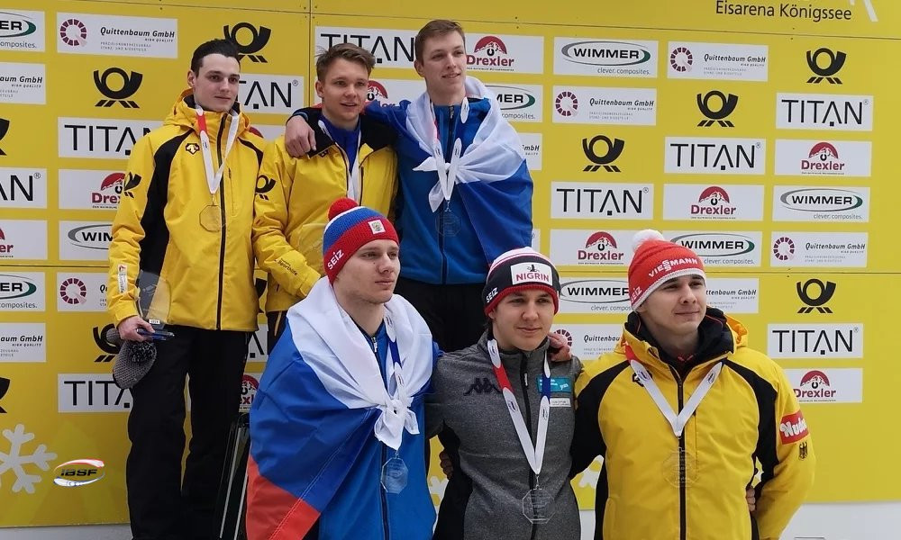 Keisinger wins men's skeleton title at IBSF Junior World Championships in Königssee