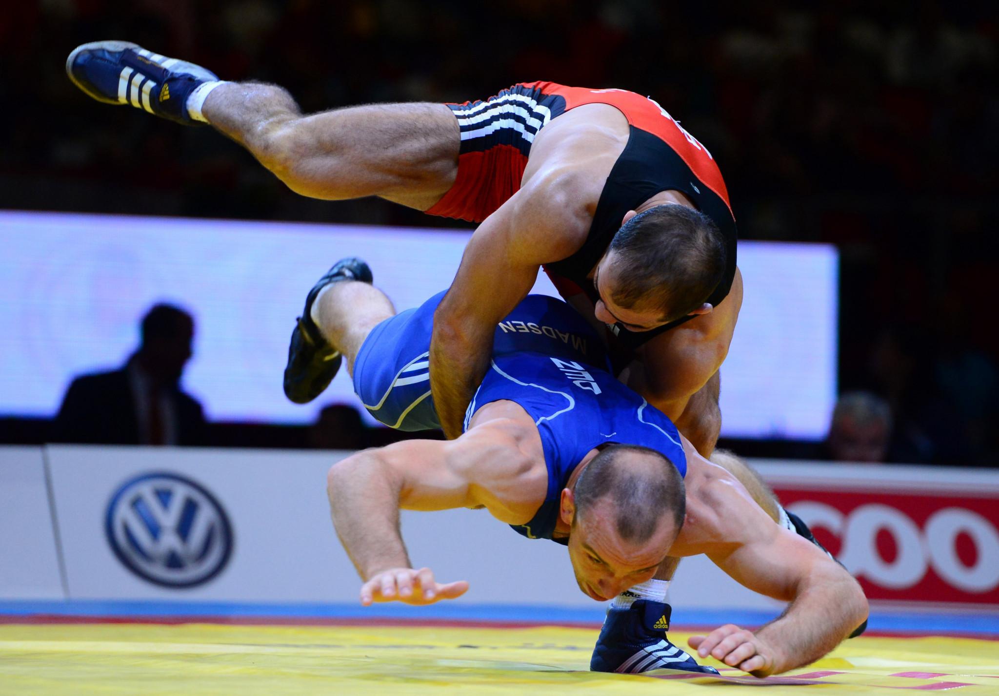 Armenia end Grand Prix de France Henri Deglane with four gold medals in Greco-Roman events