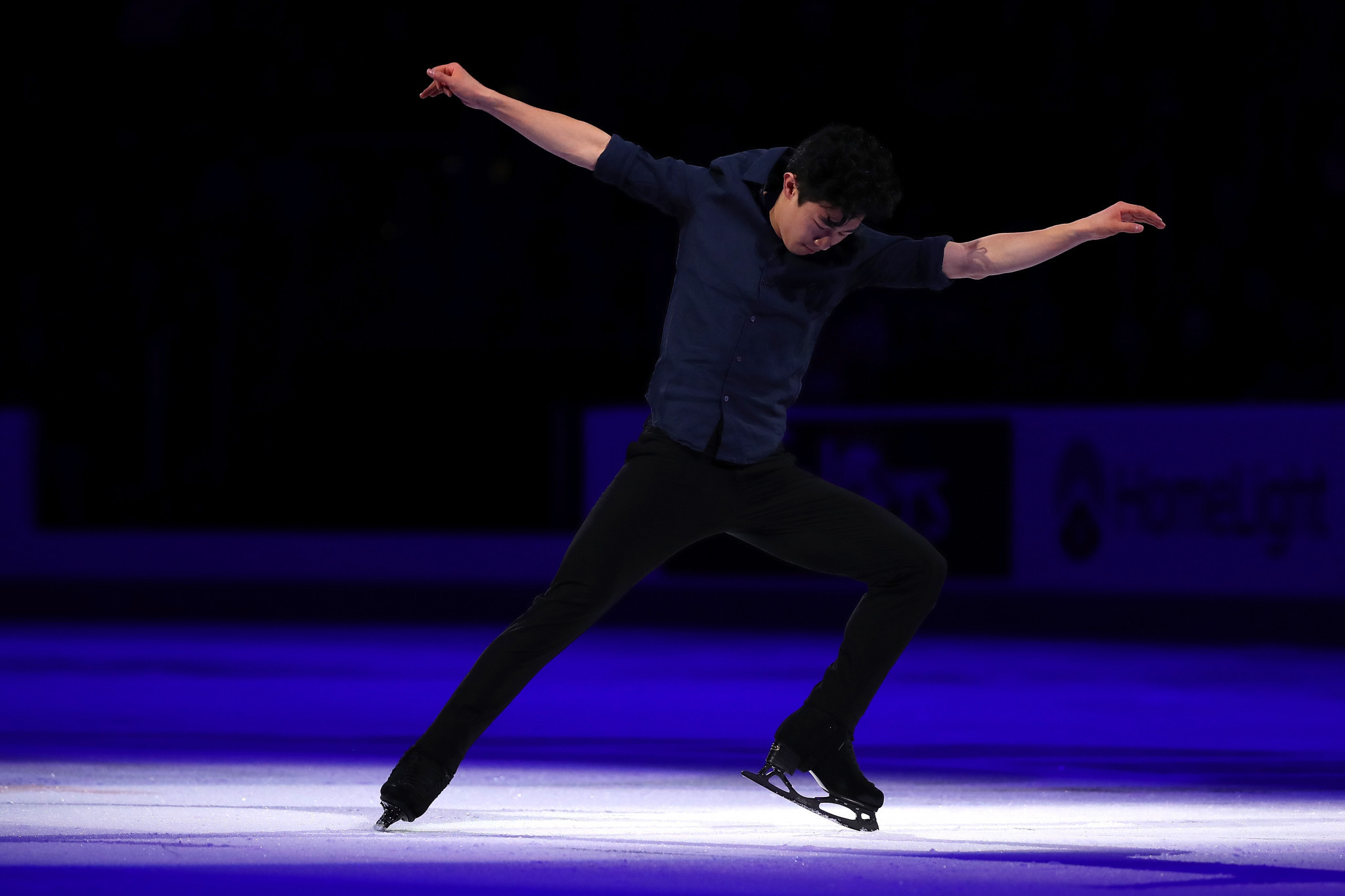 Nathan Chen has been nominated for male athlete of the month as part of the Best of January Team USA Awards ©Getty Images
