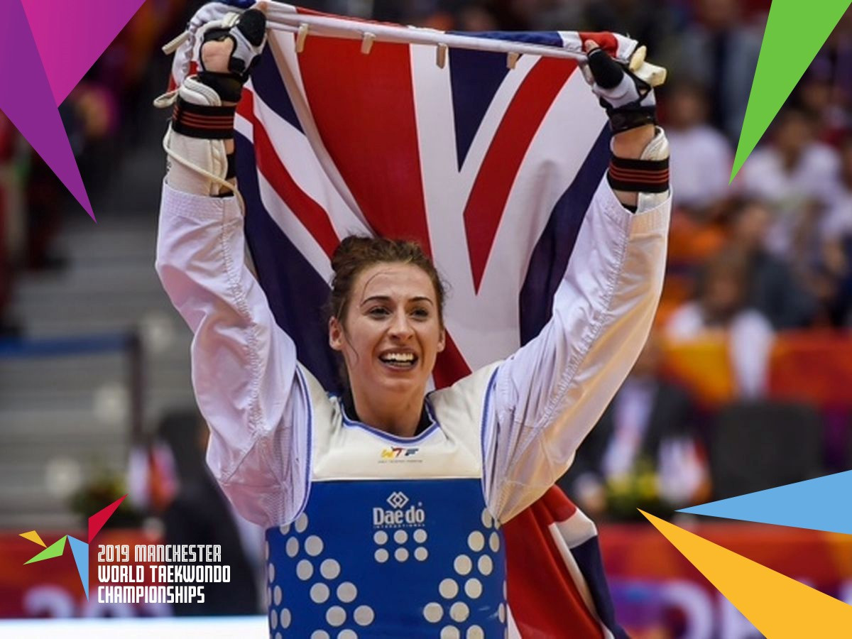 Walkden confident of claiming third global crown with 100 days to go until World Taekwondo Championships