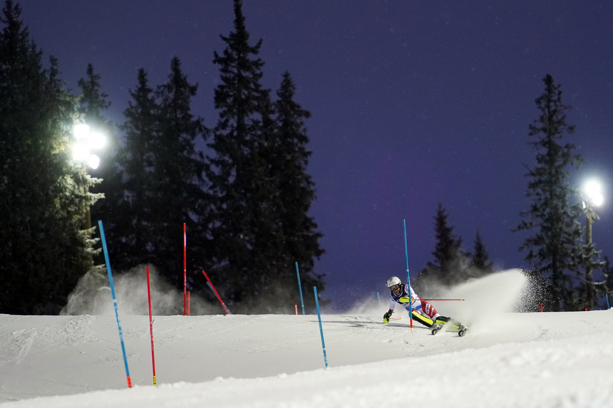 Wendy Holdener defended her Alpine combined title at the FIS Alpine Skiing World Championships in Åre ©Getty Images