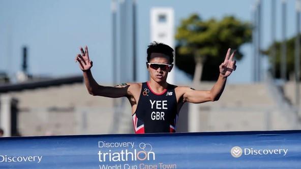 Yee and Ueda win season-opening ITU World Cup in Cape Town