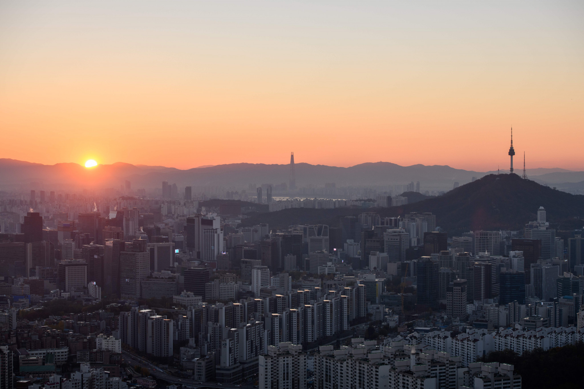 Seoul has been selected as the South Korean candidate for the joint 2032 bid with North Korea ©Getty Images