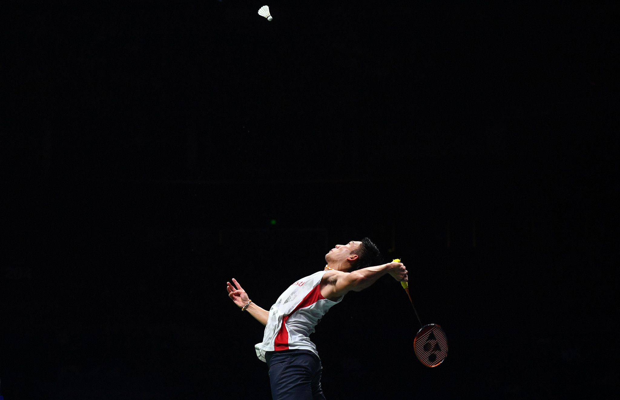 GoDaddy sponsored last year's BWF World Championships ©Getty Images