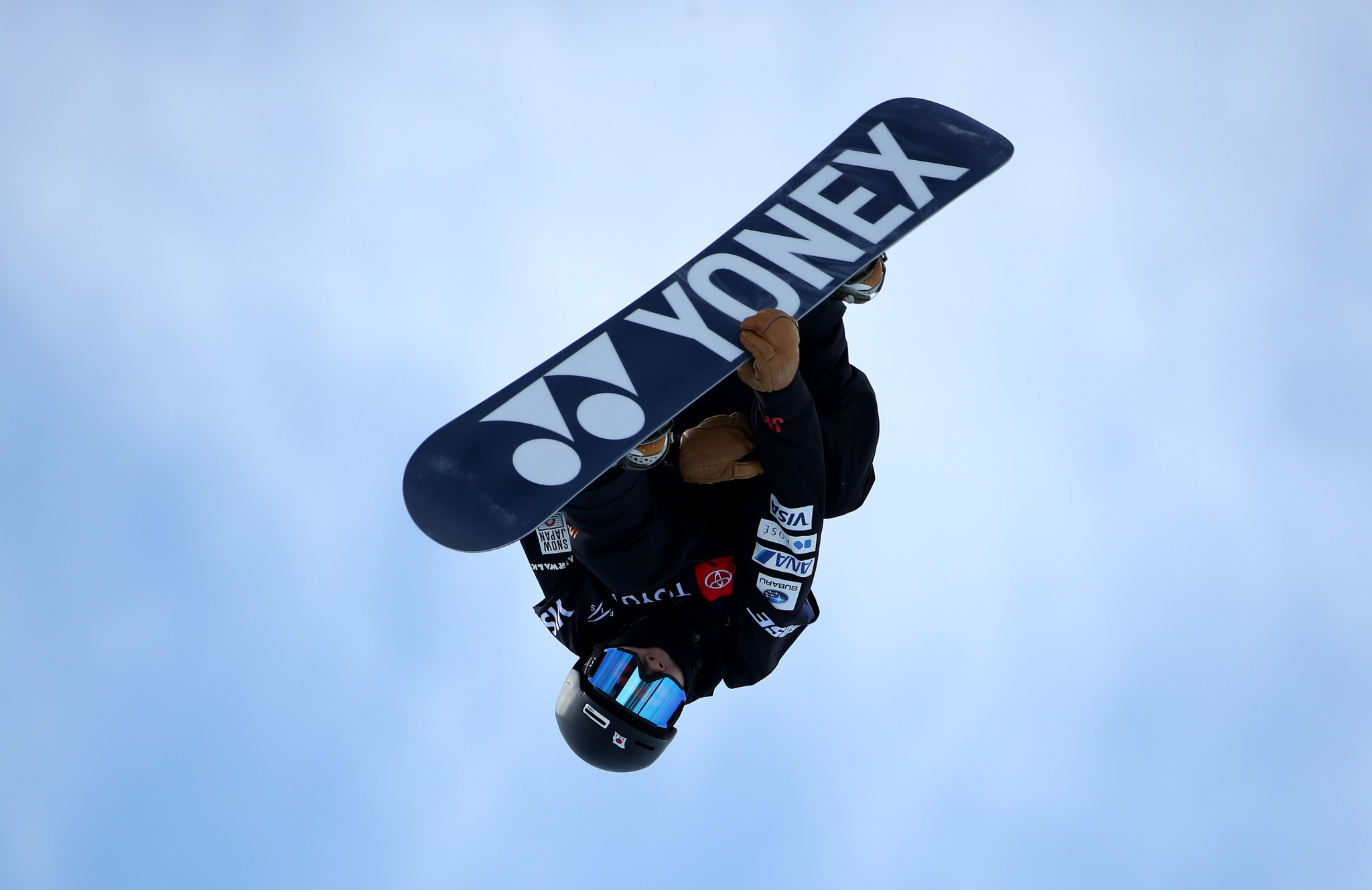 Japan's Totsuka and Imai top halfpipe qualification standings at FIS Snowboard World Cup in Calgary