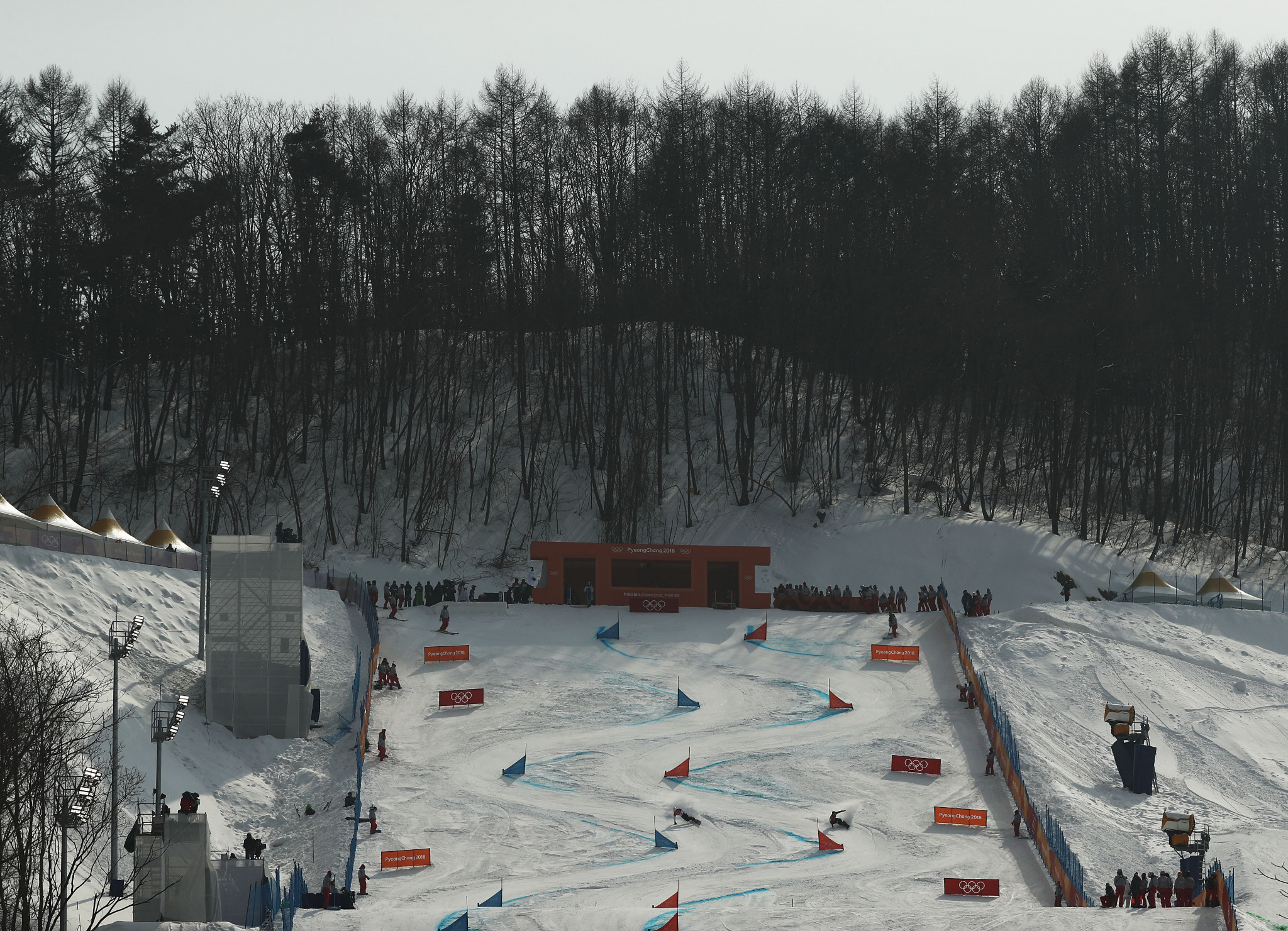 FIS Snowboard World Cup to make historic return to Pyeongchang 2018 venue for back-to-back parallel giant slalom races