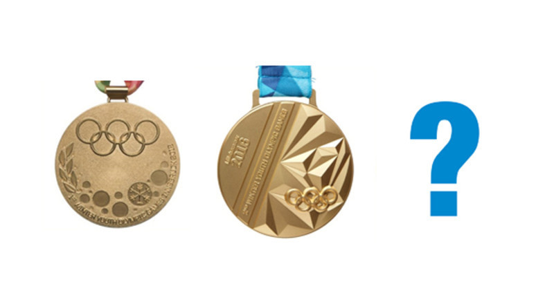 The organisers of the Lausanne 2020 Winter Youth Olympic Games have opened a competition to design the medals ©Lausanne 2020
