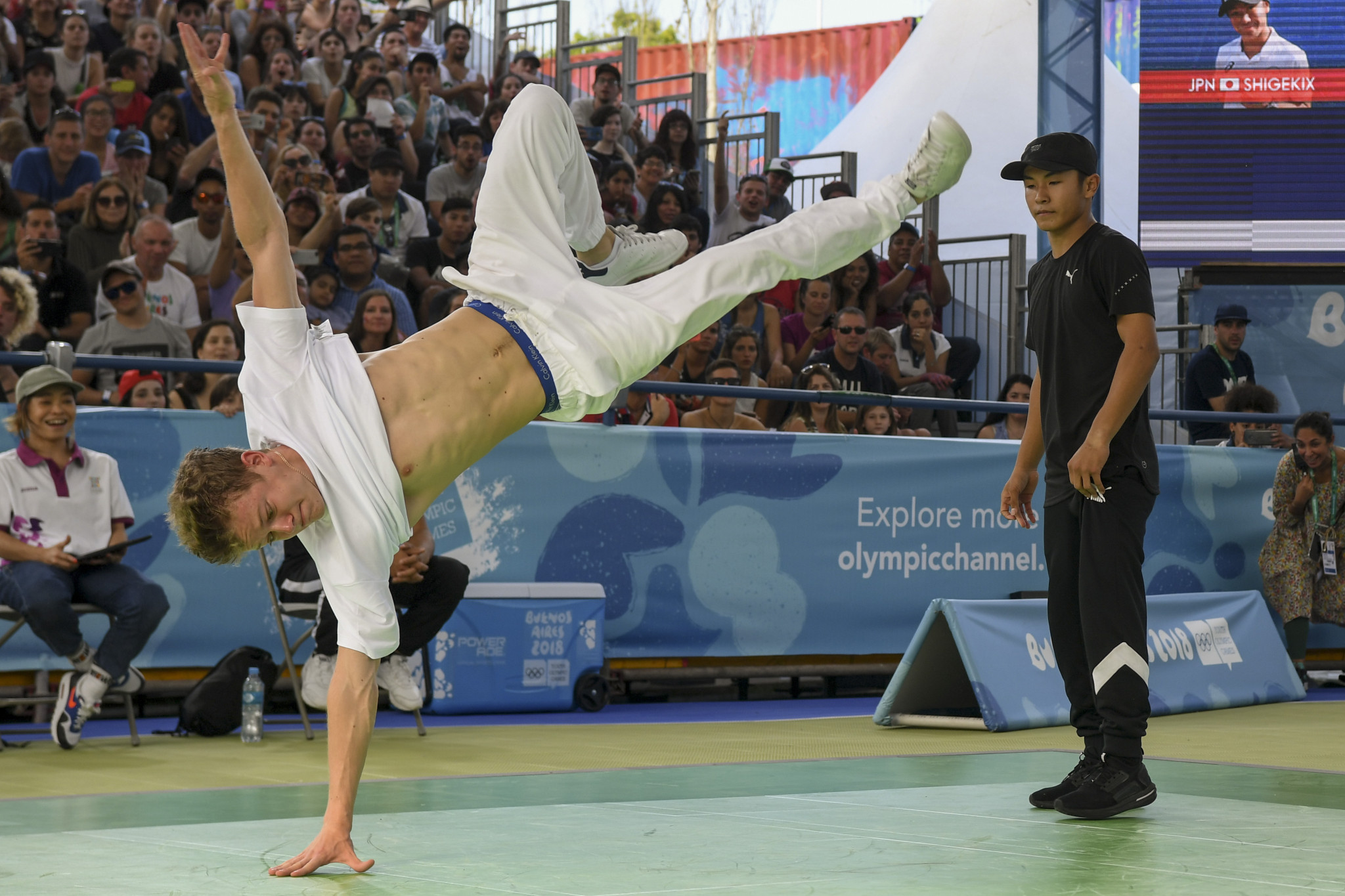 Breakdancing tipped for Paris 20 inclusion as dispute emerges ...