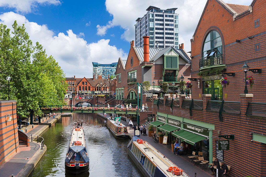 European Union release fund to create skilled workers for Birmingham 2022