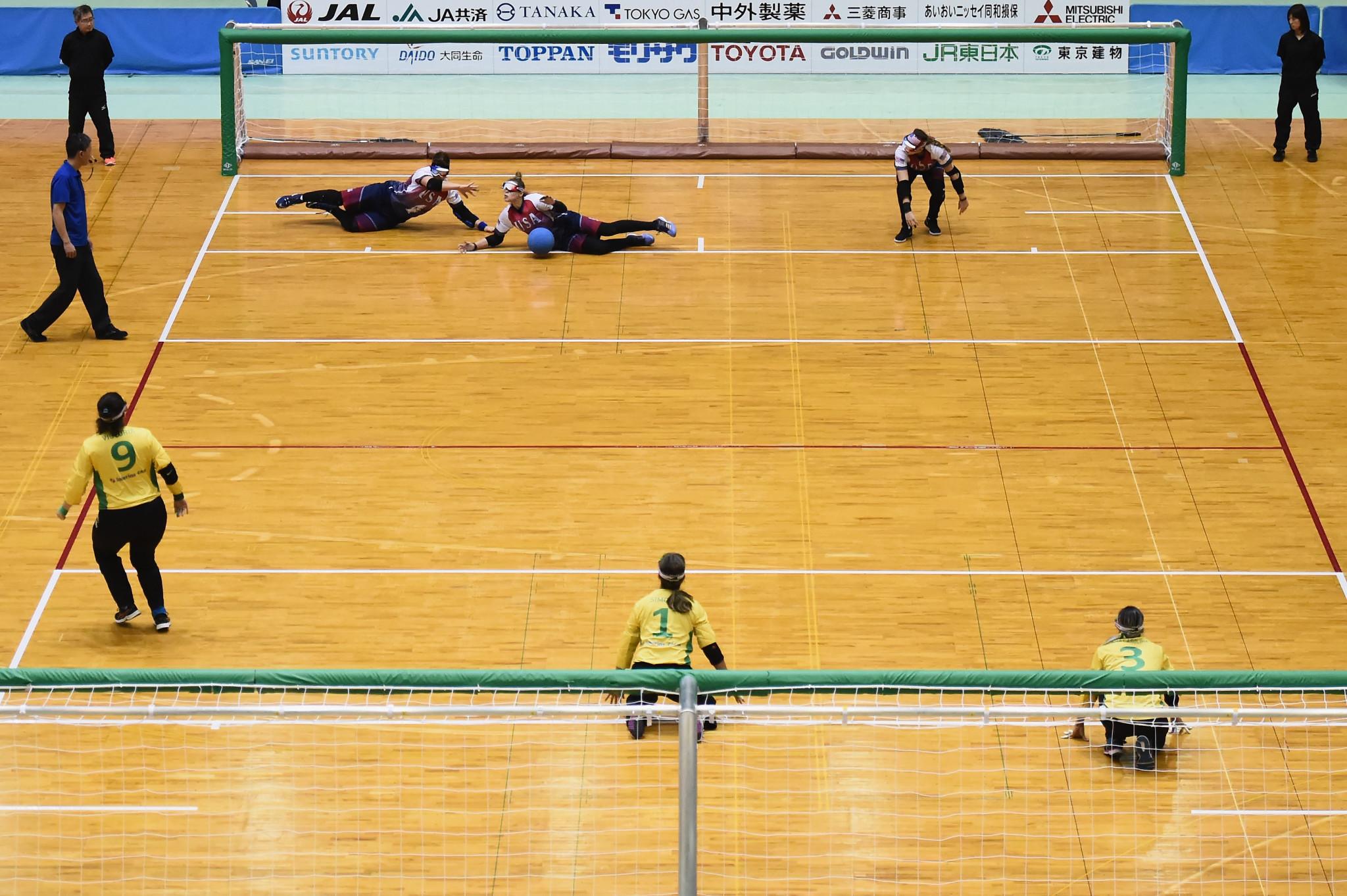 Bidding process opened for 2022 Goalball World Championships