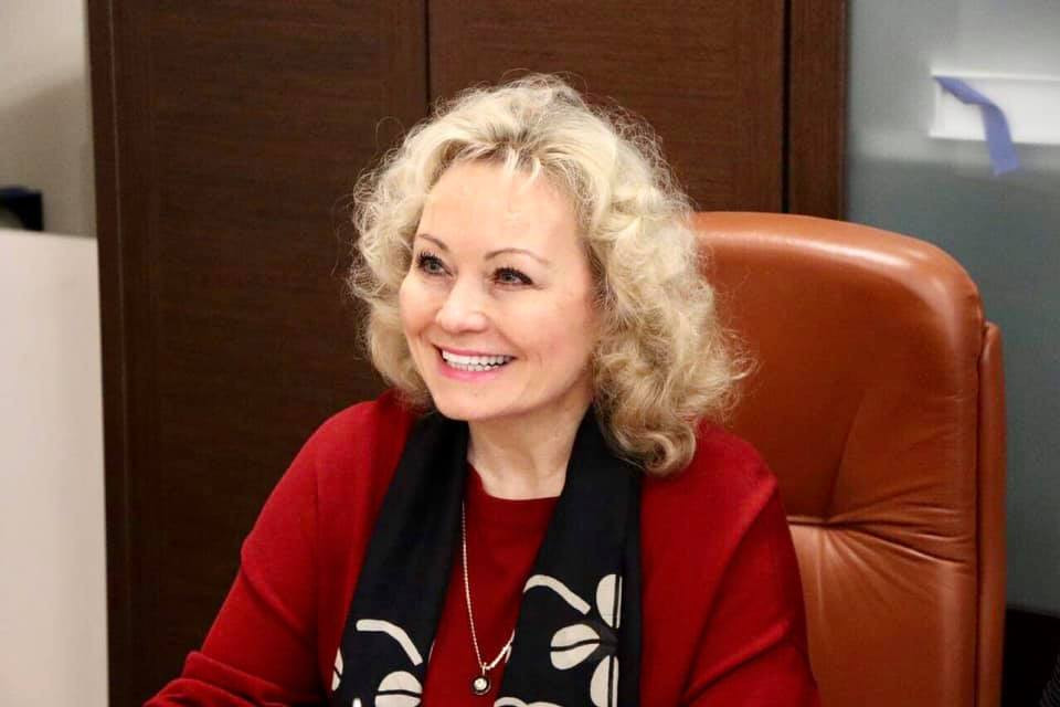 Anikina launches campaign to become permanent President of Russian Bobsleigh Federation