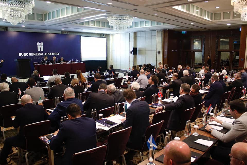 AIBA executive director Tom Virgets claimed delegates at the EUBC Congress in Moscow were able to engage