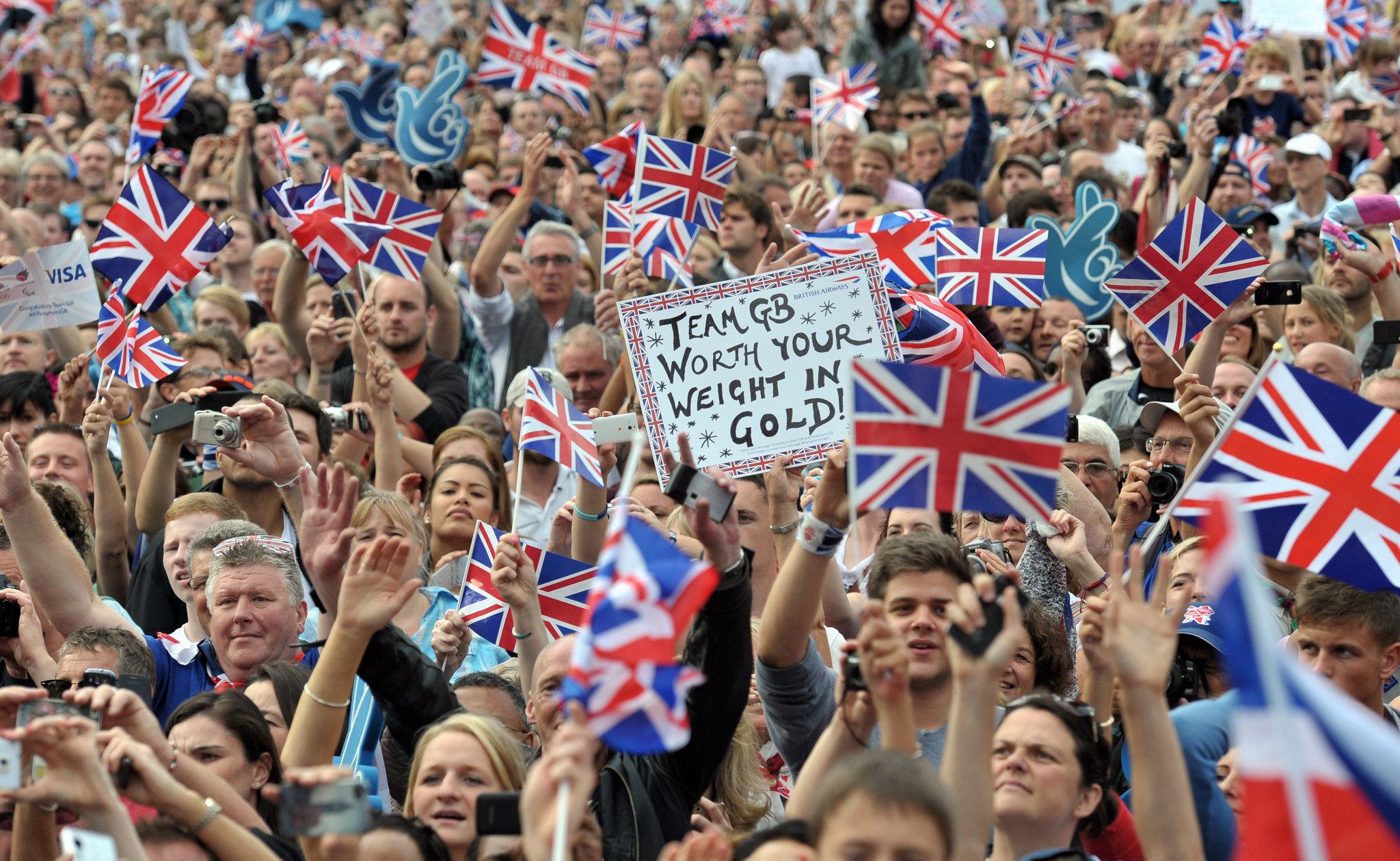 UK Sport say no formal discussions held on possible London bid for 2036 Olympics