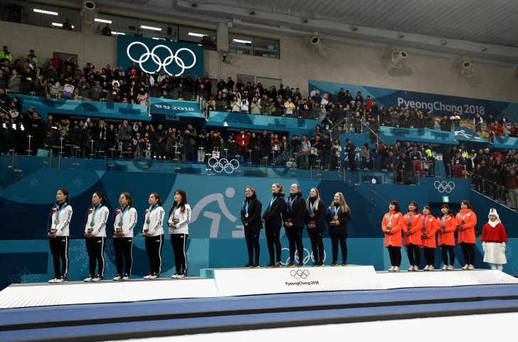 South Korea's surprise curling Olympic silver medallists in the women's competition at Pyeongchang 2018 were abused and not given money due to them, a Sports Ministry investigation has concluded ©Getty Images