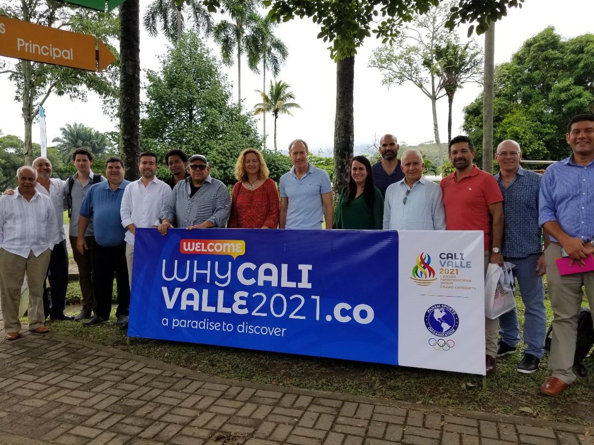 Panam Sports claim Cali and Santa Ana present positive but different proposals for first Junior Pan American Games