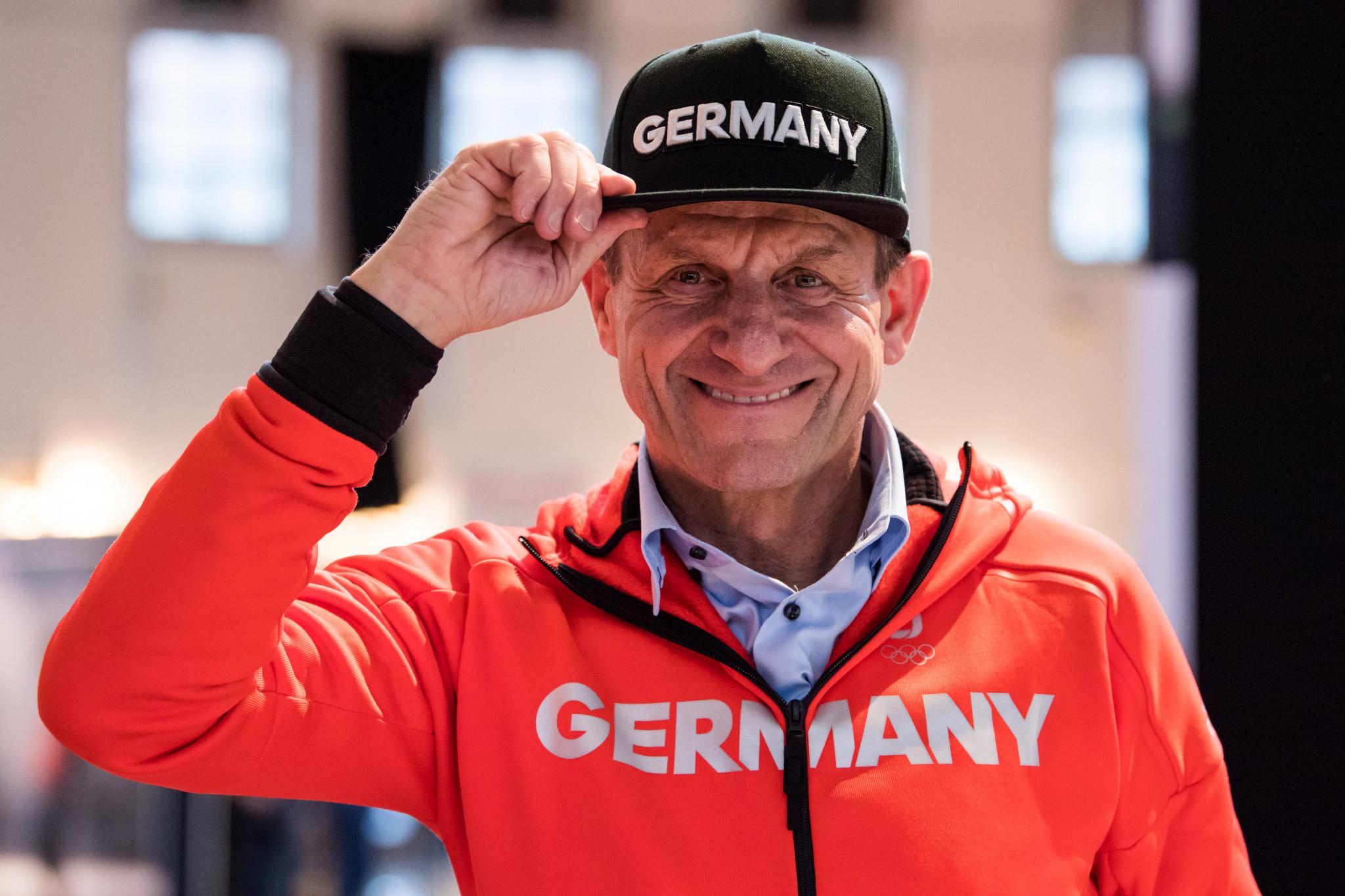 Alfons Hörmann said the deal did